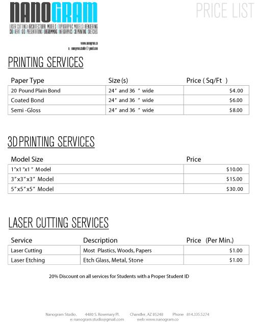 Service Fees Basic