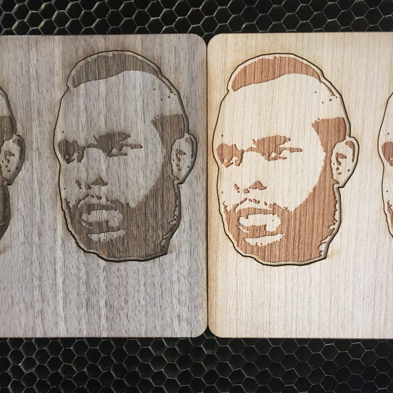 Mr T etsy wood engraving laser cutting 13