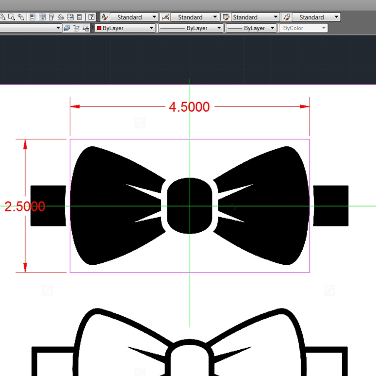 004 make your own bow tie bowtie