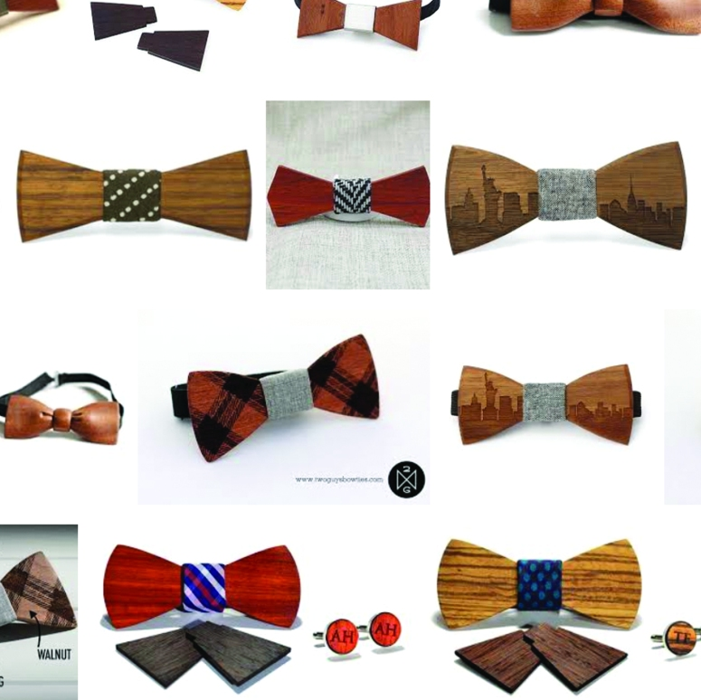 01 how to make a wooden bow tie